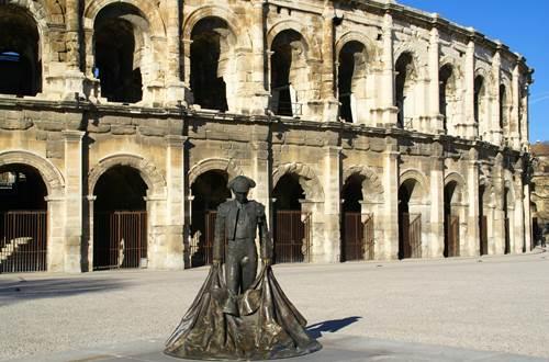 Nîmes Arènes ©