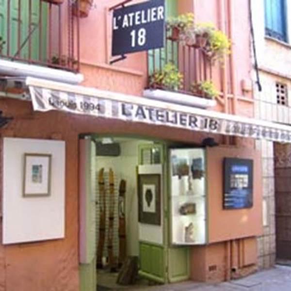 Atelier 18- Collioure