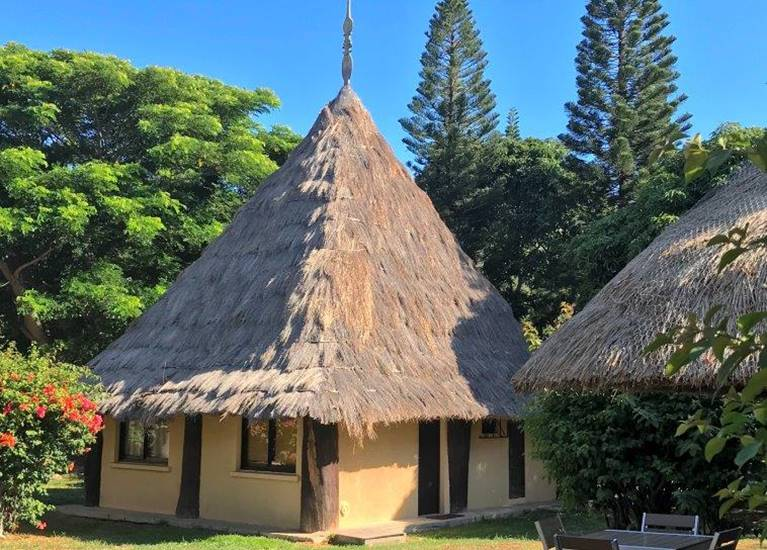 Vue bungalow