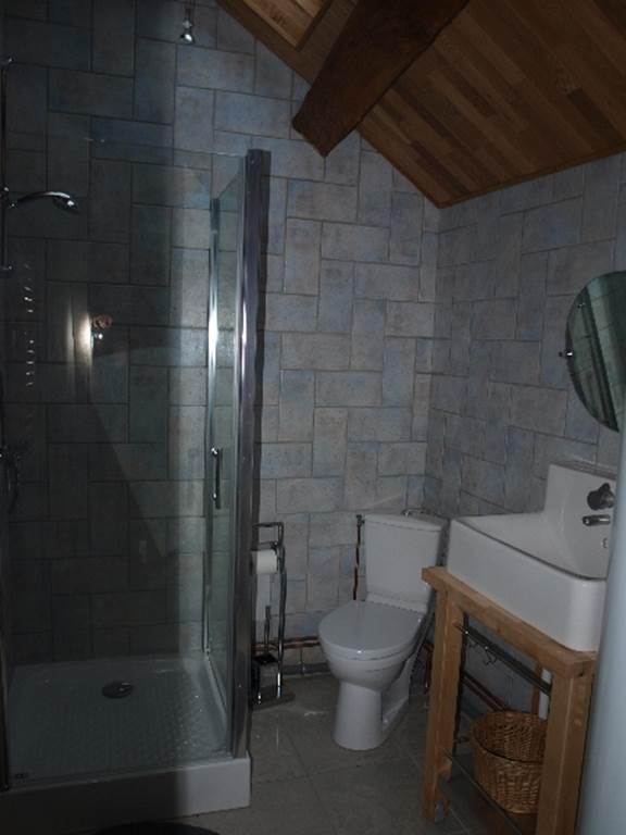 Salle de bain - Gîte Les Cabus -MS 144