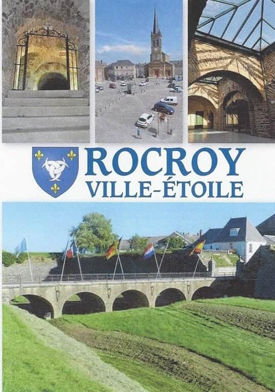 carte postale de la ville