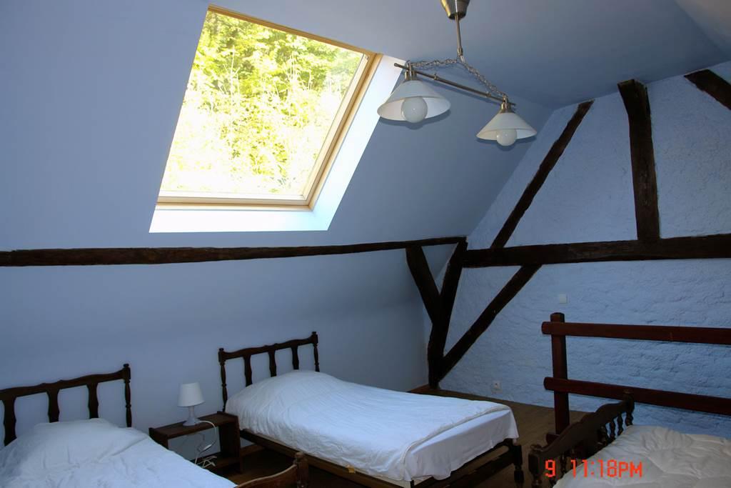 Chambre Lavandin