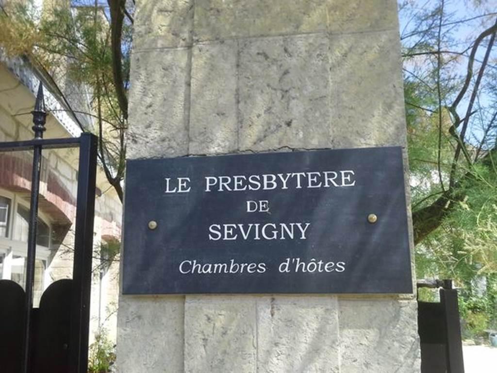 Presbytère de Sévigny